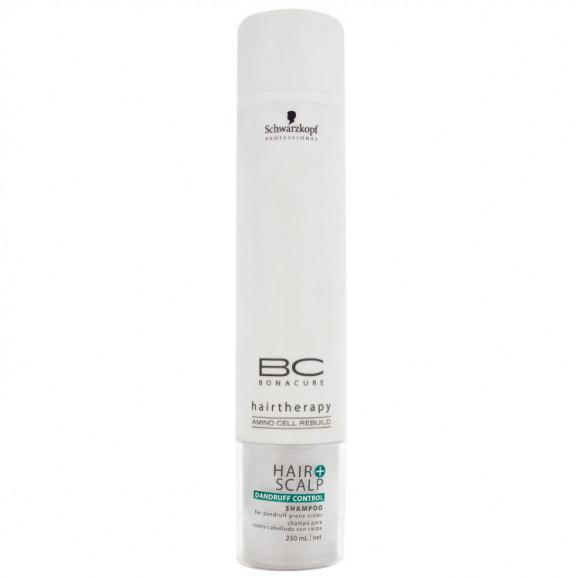 Schwarzkopf Bonacure Hair & Scalp Dandruff Control Shampoo - 250ml