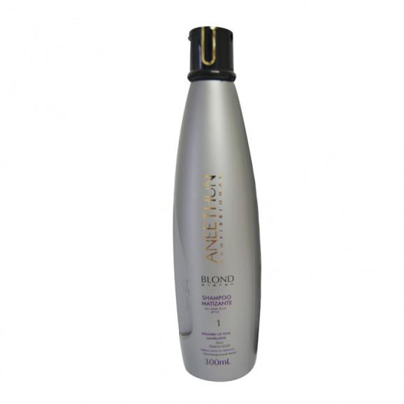 Aneethun Blond System - Shampoo Matizante 300ml