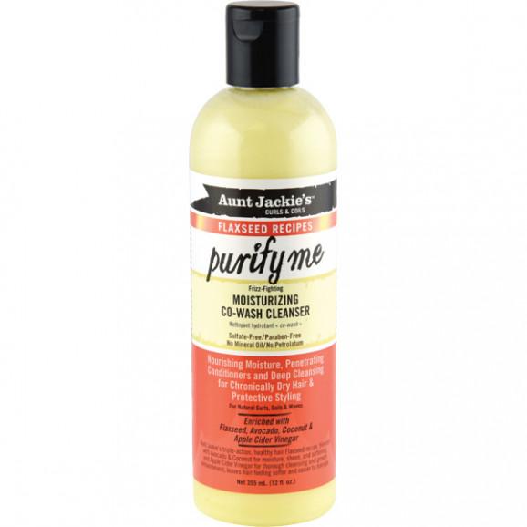 Aunt Jackies Purify Me Moisturizing Co-Wash Cleanser 355ml