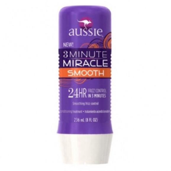 Aussie 3 Minute Miracle Smooth - Condicionador de Hidratação 236ml