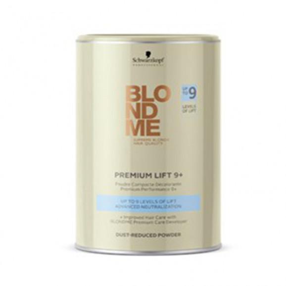 Schwarzkopf BlondMe Supreme Blonde Hair Quality - Pó Descolorante Premium Lift 9  450g