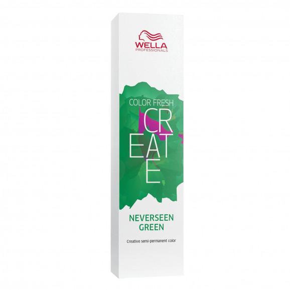 Color Semipermanente Wella Professionals Color Fresh Create Green 60ml