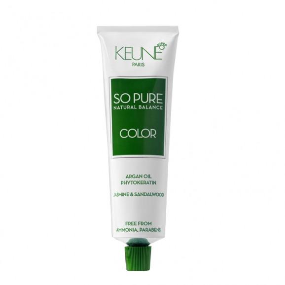 Keune So Pure Tinta Color - Tinta 60ml - 6 - Louro Escuro