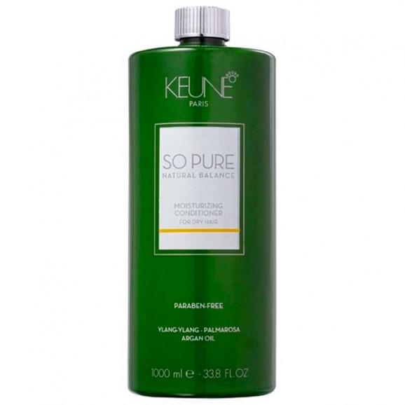 Keune So Pure Moisturizing Conditioner - Condicionador 1000ml