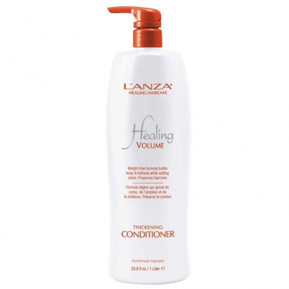 Condicionador Lanza Healing Volume Thickening - 1000ml