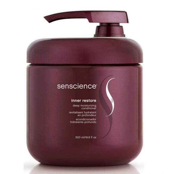 Senscience Inner Restore Deep Moisturizing  - Máscara de Tratamento 500ml