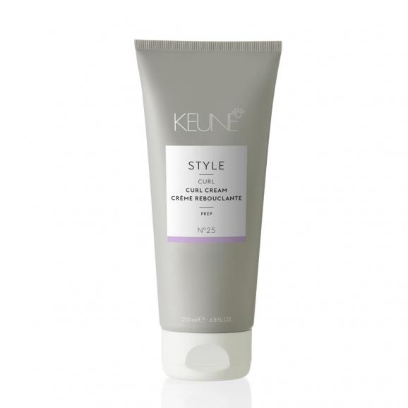 Creme Modelador Keune Style Curl Cream 200ml