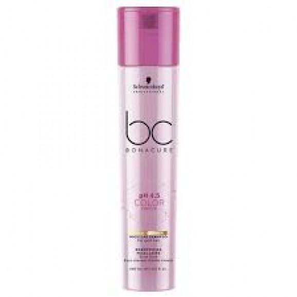 Shampoo Schwarzkopf BC Bonacure pH 4.5 Color Freeze Gold Shimmer 250ml