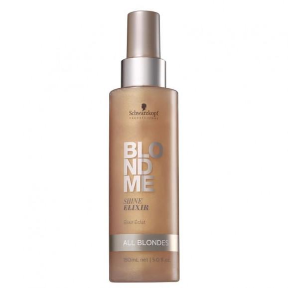 Elixir de Brilho Schwarzkopf BlondMe Shine Elixir All Blondes 150ml