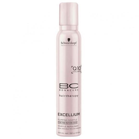 Espuma de Beleza Schwarzkopf BC Q10 Excellium Beauty 200ml