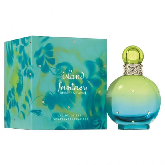 Perfume Fantasy Island Eau de Parfum Britney Spears 100ml