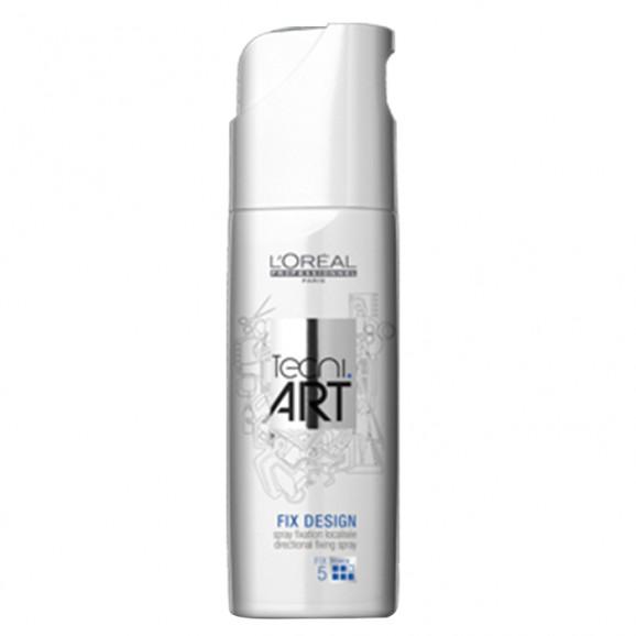 Loreal Professionnel Tecni.art Fix Design - Fixador 200ml