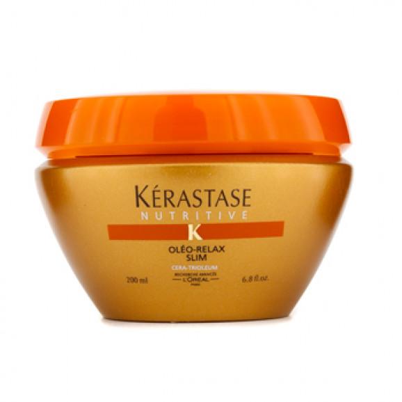 Kérastase Nutritive Oleo Relax Slim - Máscara de Tratamento 200ml