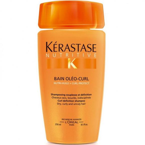 Kérastase Nutritive Bain Óleo - Shampoo 250ml