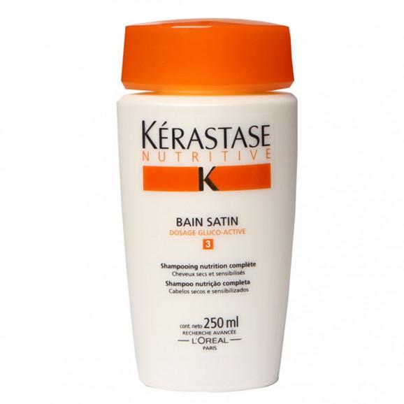 Shampoo Kerastase Nutritive Bain Satin 3 - 250ml