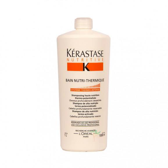 Kérastase Nutritive Bain Nutri Thermique - Shampoo 1000ml