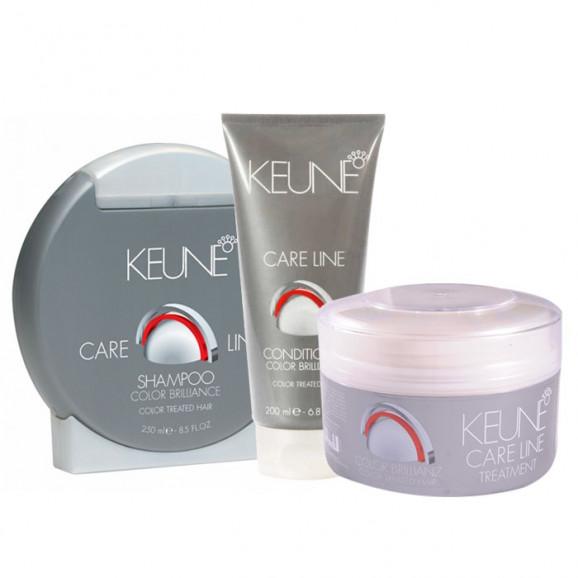 Kit Keune Color Brilliance (3 Produtos)