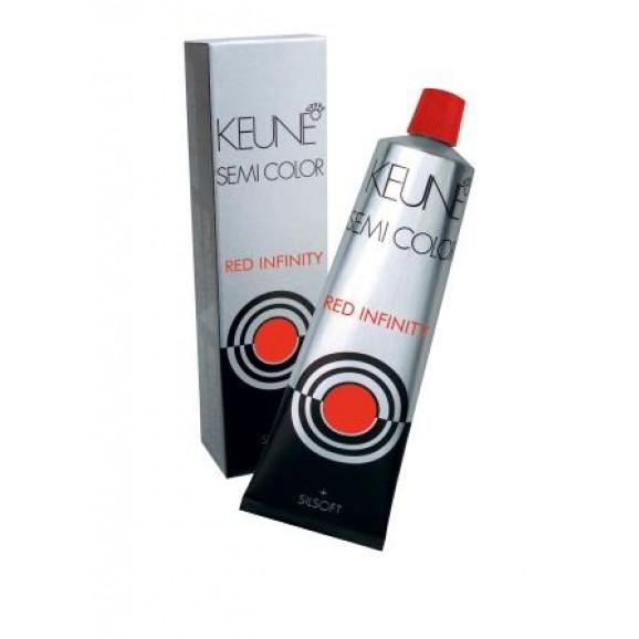 Keune Tinta Color Red Infinity - 60mls-5.56 RI - Castanho Claro Mogno Vermelho