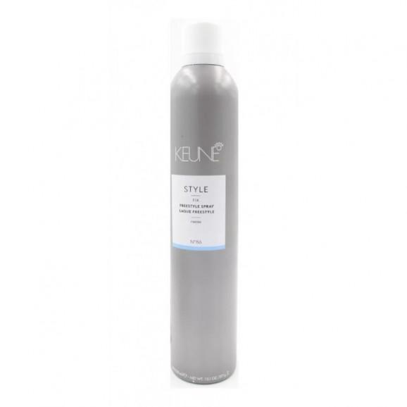 Spray Fixador Keune Style Freestyle 500ml