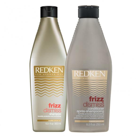 Redken Frizz Dismiss Kit (2 Produtos )