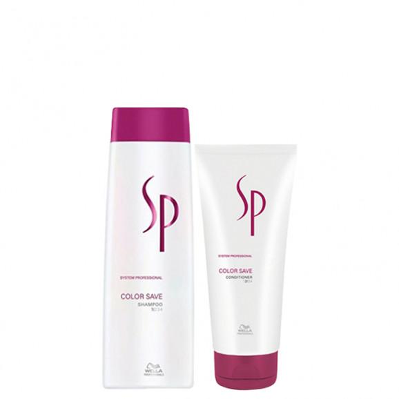 Wella SP Color Save Kit (2 Produtos)