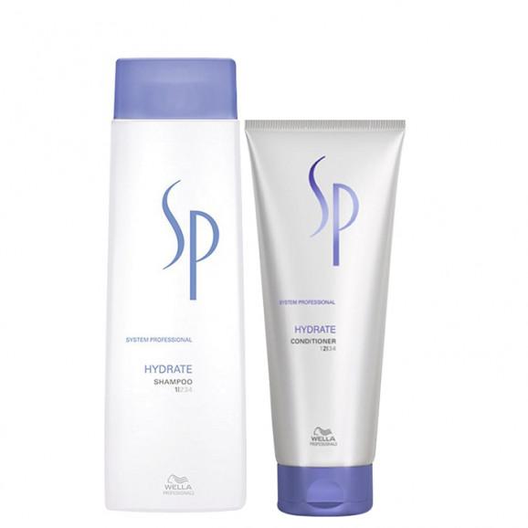 Wella SP Hydrate Kit (2 Produtos)