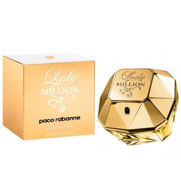 Perfume Lady Million EDP Feminino 50ml - Paco Rabanne