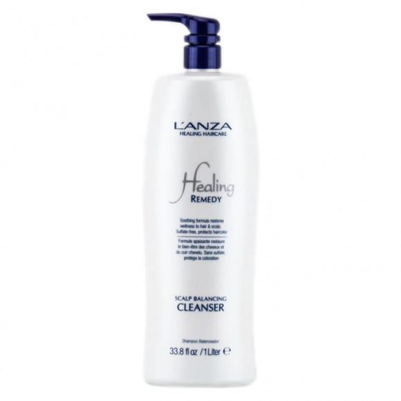 Shampoo Lanza Healing Remedy Scalp Balancing Cleanser 1000ml