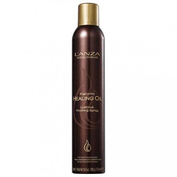 Spray Fixador Lanza Keratin Healing Oil 350ml