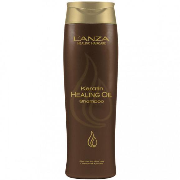 Lanza Keratin Healing Oil - Shampoo 300ml