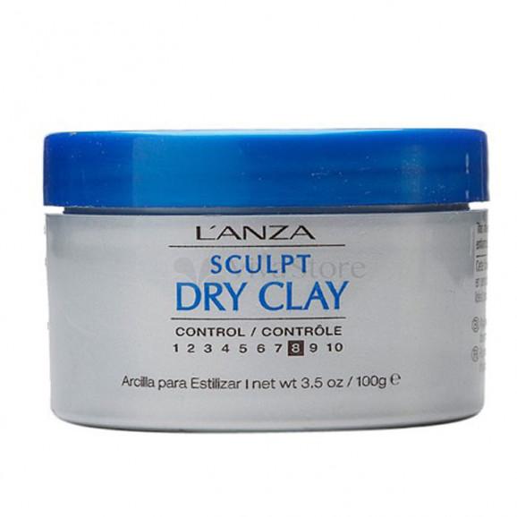 L'anza Healing Style Sculpt Dry Clay – Cera 100ml