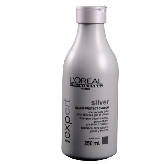 L´oréal Professionnel Silver - Shampoo 250ml