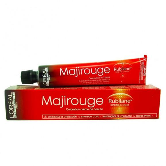Tintura Loreal Professionnel Majirouge - 50g - 5.56 - Castanho Claro Acaju Vermelho