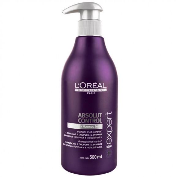 Shampoo Loreal Absolut Control -  500ml