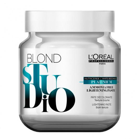 Descolorante Loreal Professionnel Blond Studio Platinium 500ml