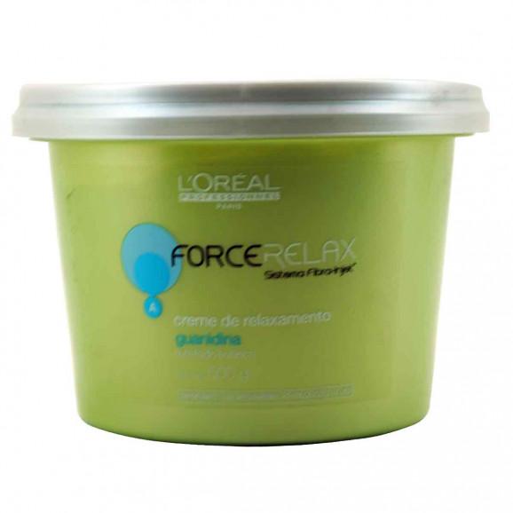 L'Oréal Profissional Force Relax - Creme de Relaxamento 500g