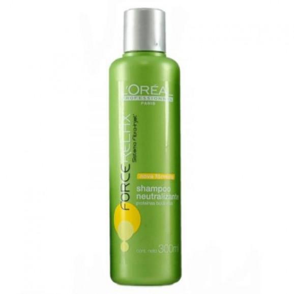 L'Oréal Professionnel Force Relax - Shampoo Neutralizante 300ml