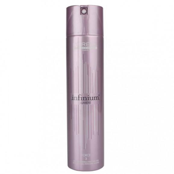 L'oréal Professionnel Infinium 3 Strong Spray Fixador - 300ml