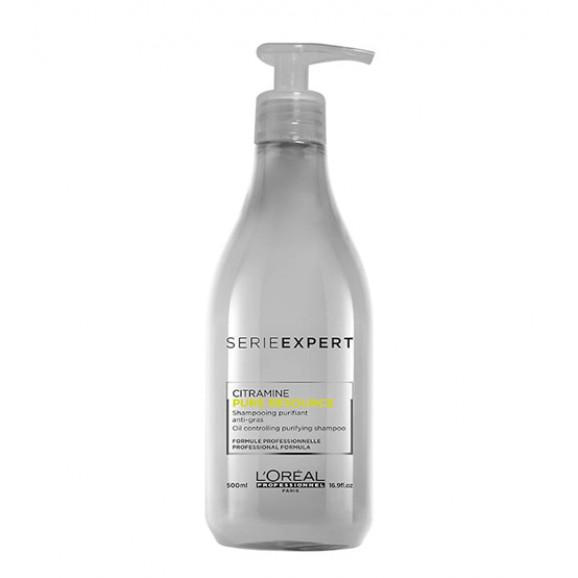Shampoo Loreal Professionnel Citramine Pure Resource 500ml