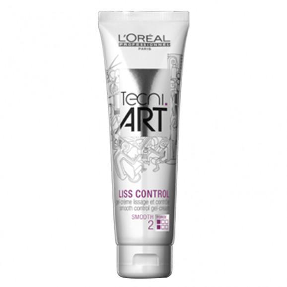 Creme Disciplinante Loreal Professionnel Tecni.art Liss Control - 150ml