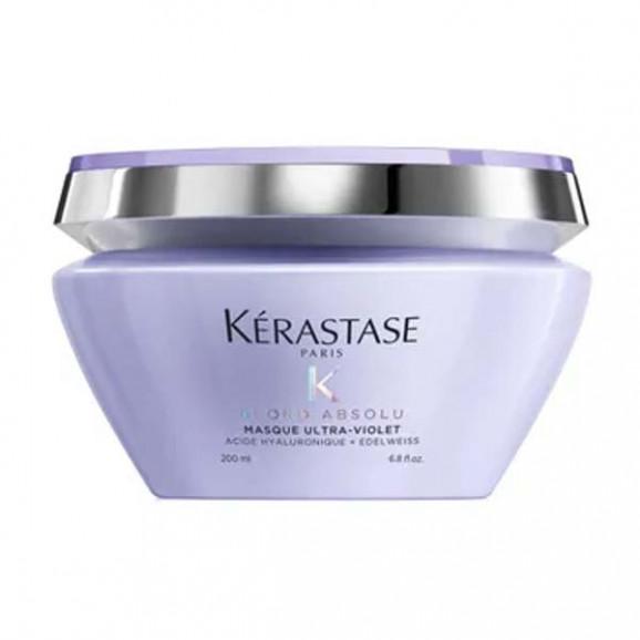 Máscara Kérastase Blond Absolu Ultra Violet 200ml