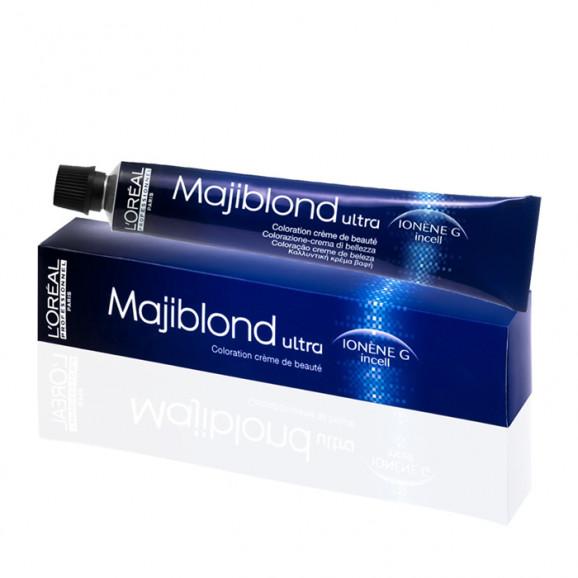 Coloração Loreal Majiblond Ultra - 50ml - 913 - Louro Muito Claro Cinza Dourado