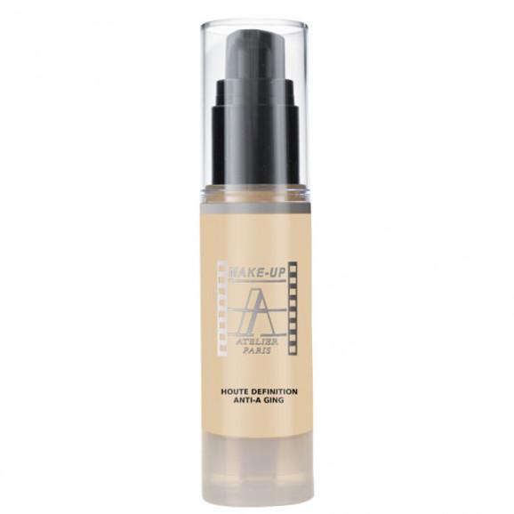 Base Anti-Aging Alta Definição Make-Up Atelier Paris - AFL2NB 50ml