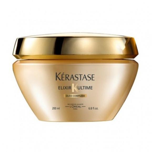 Kérastase Elixir Ultime 24 Quilates - Máscara 200ml