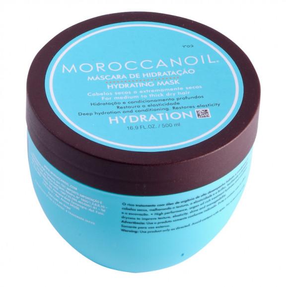 Moroccanoil Hydrating Mask - Máscara de Hidratação Intensa 500ml
