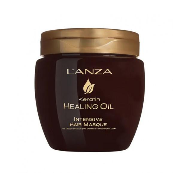 Lanza Keratin Healing Oil - Máscara de Tratamento 210ml