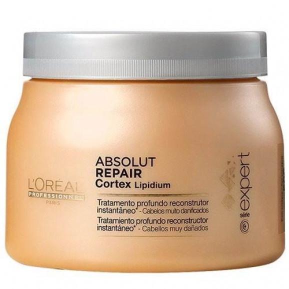 Loreal Professionnel Absolut Repair Cortex Lipidium - Máscara de Tratamento 500ml