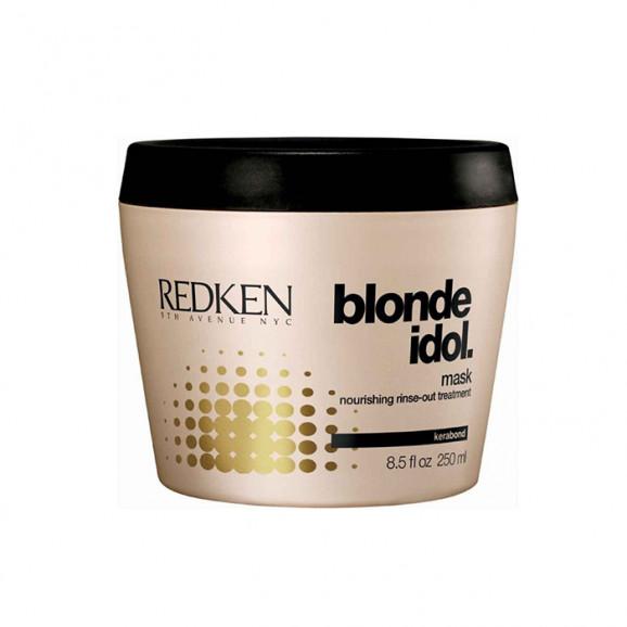 Máscara de Tratamento Redken Blonde Idol. - 250ml