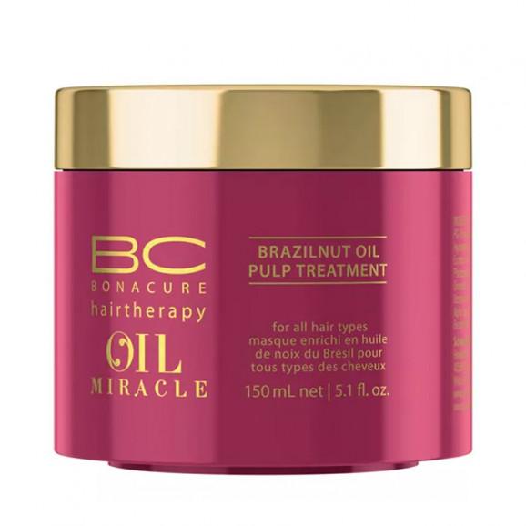 Máscara Schwarzkopf BC Oil Miracle Brazilnut Oil Pulp Treatment 500ml