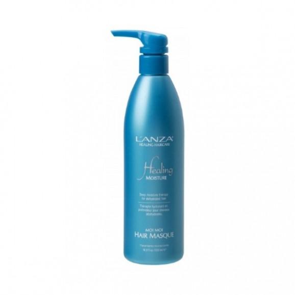 Lanza Healing Moisture Moi Moi Hair Masque - Tratamento 500ml